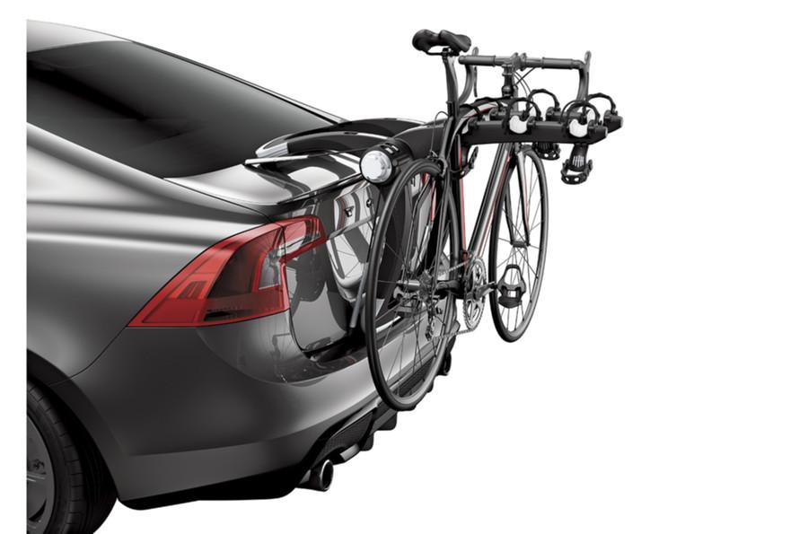 Багажник на крышу для велосипеда